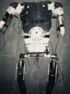 robot humanoid alpha 1.0