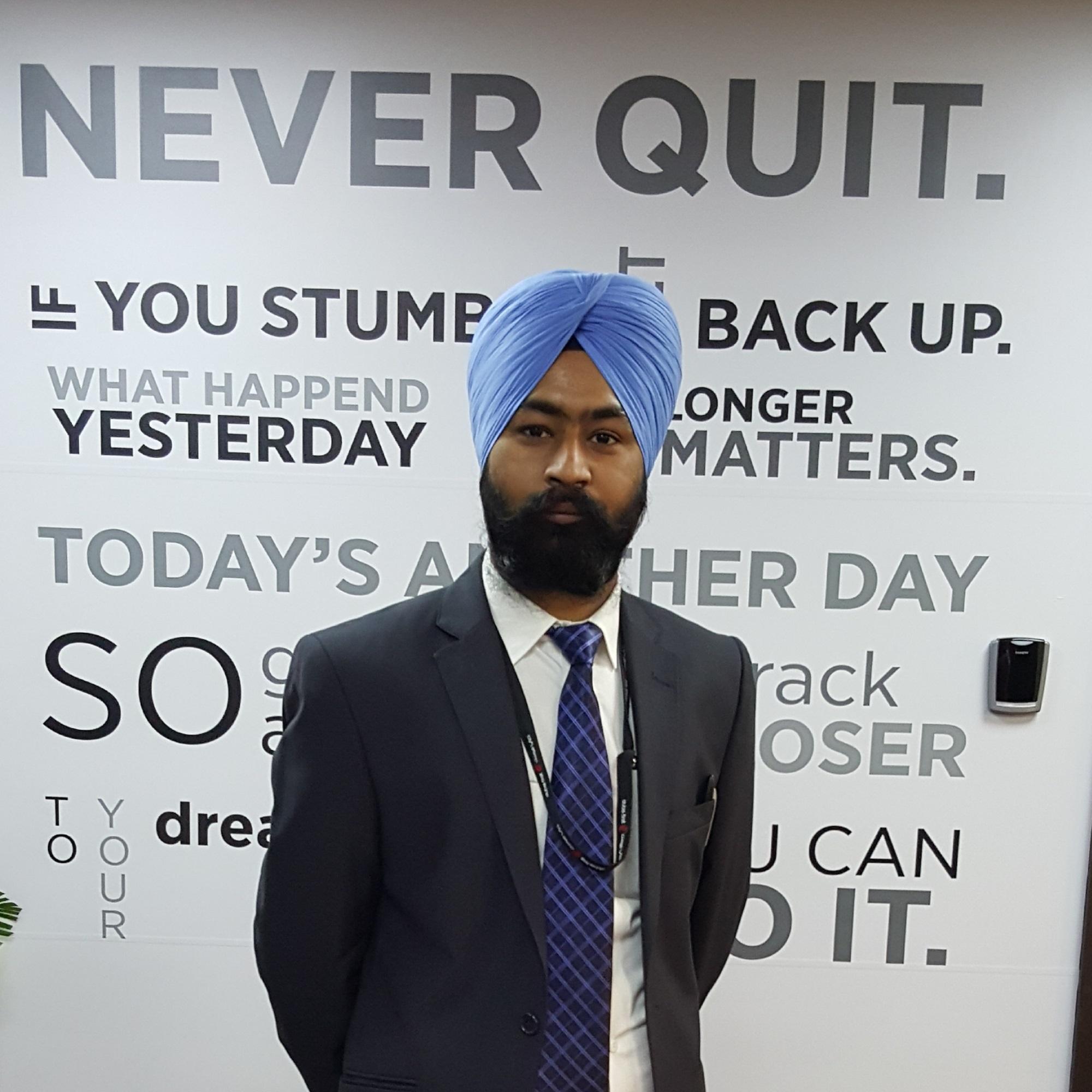 Manjinder Pal Singh